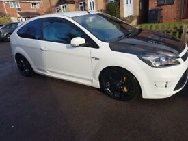 Focus St, 313bhp, 11k in mods.