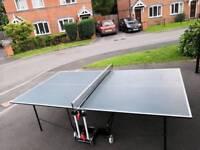 Table tennis table(indoor)