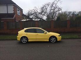 Seat Leon Cupra 1.8T 20v Turbo 2004 facelift 6 speed box
