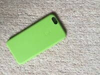 Apple iPhone 6 green case - never used - perfect condition!!