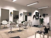 Room to rent in a hair salon