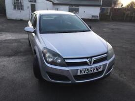 Vauxhall Astra 2006 1.6 LPG converted car for sale