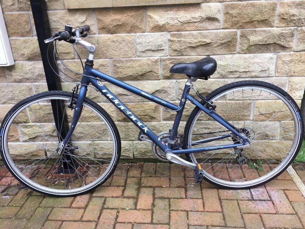 Ridgeback Comet 15 Aluminium Bike In Excellent Condition New