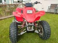 Honda TRX 250 Sportrax Quad Bike