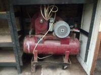 Clarke 80L Air Compressor