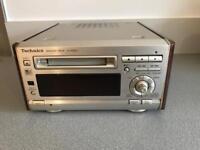 Technics mini disc player. SJ-HD501.