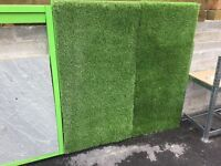 Luxury 32mm pile height realistic looking artificial grass