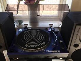 DJ equipment - Decks/Mixer/Amp/Speakers