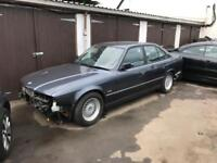 Bmw 2.5 tds 90k miles auto spare or whole car
