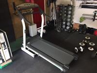 Tunturi J3F Folding Treadmill