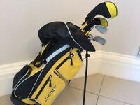 Fazer junior golf club set age 6-8