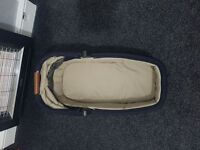 Carrycot - Armadillo Flip XT Carrycot - Dark Navy. ONLY USED ONCE