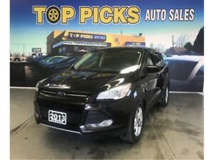 2013 Ford Escape SE, Alloy Wheels, Accident Free & Certified!