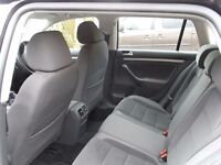 VW Golf Estate Black Automatic