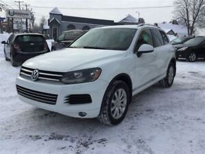 2012 Volkswagen Touareg 3.0 TDI COMFORTLINE 4X4 NAV 17999$  514-