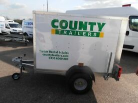 Box Trailer - 6ft x 4ft x 4ft - Excellent condition
