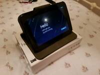 """Hudl 7"""" Tablet and Leather Case"""