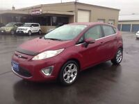 2011 Ford Fiesta SES HATCH ROOF LEATHER $92.06 67K
