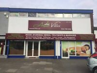 MASSAGES, BEAUTY THERAPY AND COLONIC THERAPY