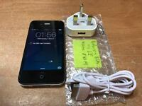 Iphone 4 black 8GB in EE network! Excellent condition x