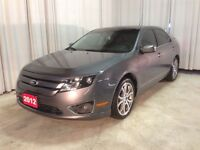 2012 Ford Fusion ALL WHEEL DRIVE, LEATHER, SUNROOF