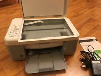 HP DESKJET F2280 ALL IN ONE PRINTER SCANNER COPIER