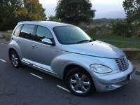 2004 Chrysler PT cruiser 2.2 crd turbo diesel# full leather