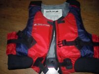 Aid/Life Jacket Fins Kickboard