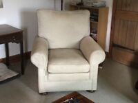 Large arm chair