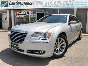 2012 Chrysler 300 Limited-Leather-Sunroof-Camera