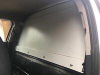 Corsa d bulkhead and window blank