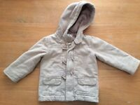 Toddler Boy Coat Age 2 - 3