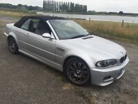 BMW M3 e46 FSH Subframe done SMG excellent