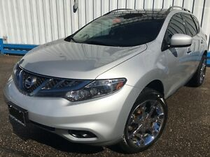 2012 Nissan Murano LE AWD *LEATHER-SUNROOF*