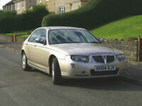 Rover 75 Connoisseur SE CDTi Diesel. MOT to March 2019.
