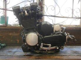 yamaha xj650 engine