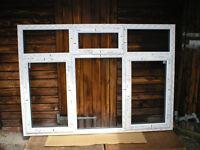 New UPVC Window Frame