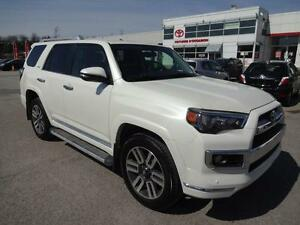 2015 Toyota 4Runner LIMITED GPS TOIT CUIR NO ACCIDENT RECORD