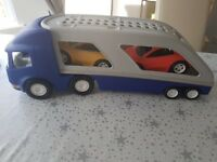 Little tikes transporter
