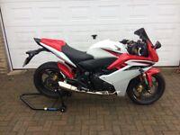 2012 Honda CBR600F