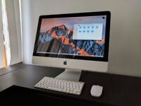 Apple iMac 21.5 3.06Ghz Core i3 8GB Ram 500GB HDD With Ableton Logic Pro X Cubase Omnisphere Massive