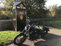 Harley-Davidson Softail Street Bob 18 model year