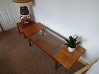 Vintage Mid Century G Plan 'Fresco' Teak Coffee Table