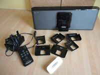 SONY personal audio docking system_RDP-M15iP