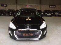 14 PLATE - 2014 - Peugeot 308 SW 1.6 e-HDi Active 5dr (Nav, start/stop)
