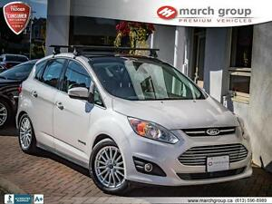 2013 Ford C-MAX SEL Hybrid Leather Navi Moonroof