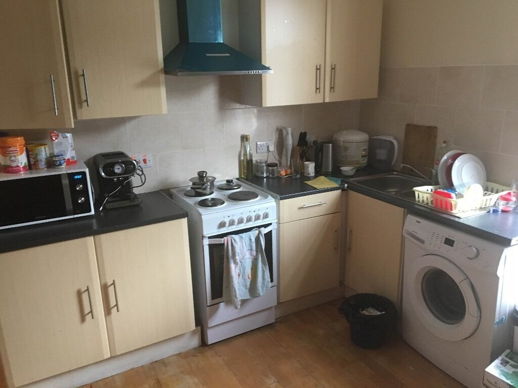 Two Bed 1st Floor Flat Including Bills
