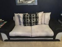 GREAT SOFA 1 year old, pet free and smoke free home, ready to go