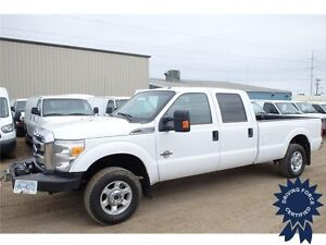 2014 Ford Super Duty F-250 XLT, Turbocharged Powerstroke Diesel