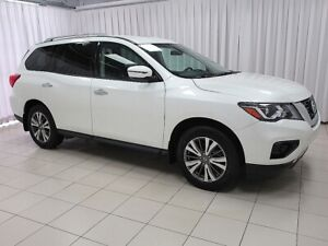 2019 Nissan Pathfinder IT'S A MUST SEE!! 3.5 SV 4WD SUV 7PASS w/